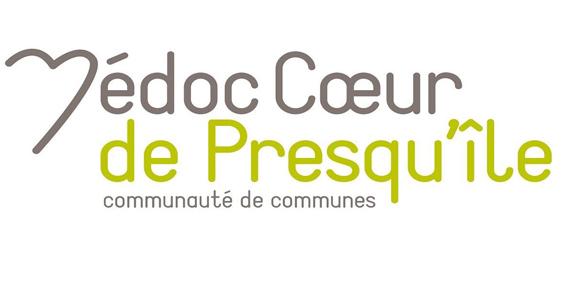 logo Communauté des Communes Médoc Coeur de Presqu'Ile