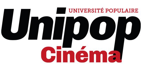 logo Université Populaire du Cinéma de Pessac