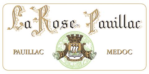 logo Cave La Rose Pauillac