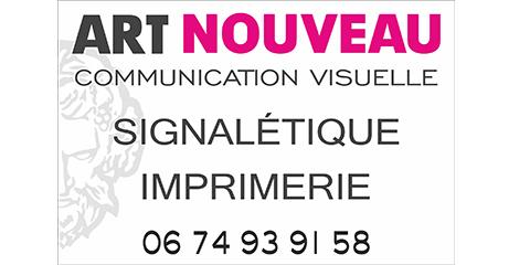 logo Art Nouveau