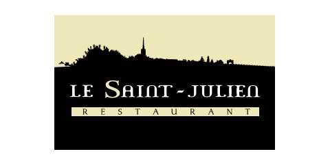 logo RESTAURANT LE SAINT JULIEN