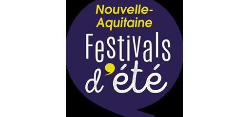 logo FESTIVAL D'ÉTÉ NOUVELLE AQUITAINE