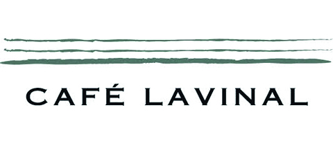 logo CAFÉ LAVINAL