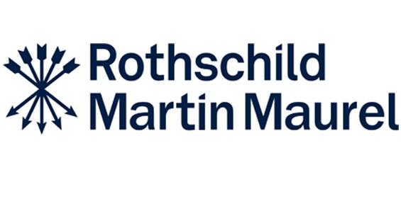 logo Banque Rothschild Martin Maurel