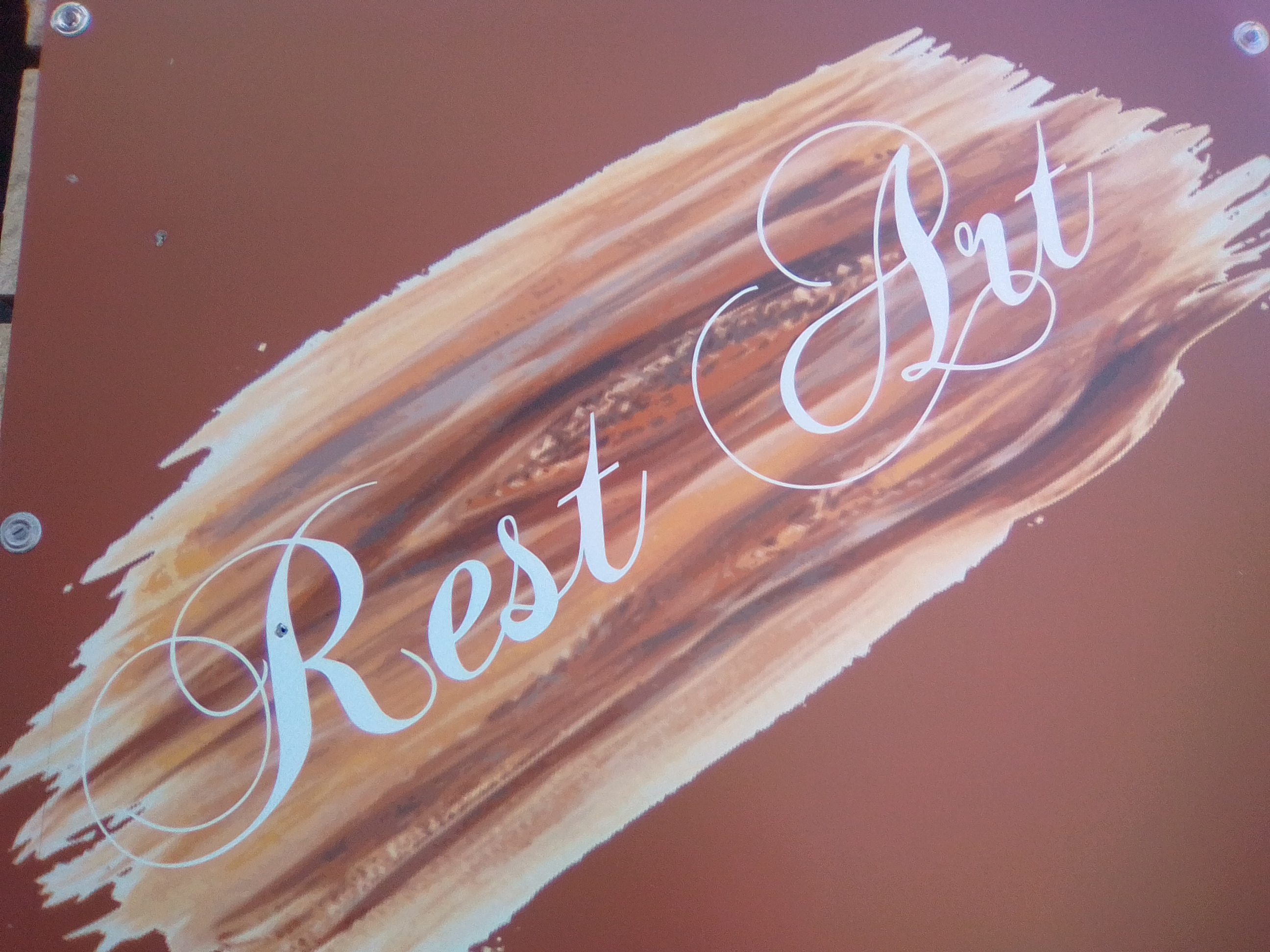 logo REST ART