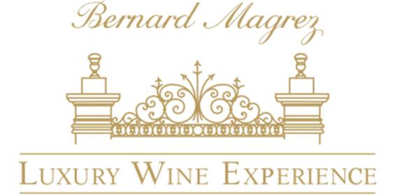 logo Bernard Magrez Luxury Wine Experience